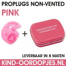 Proplugs non-vented Roze